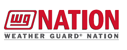 WEATHER GUARD Nation Logo