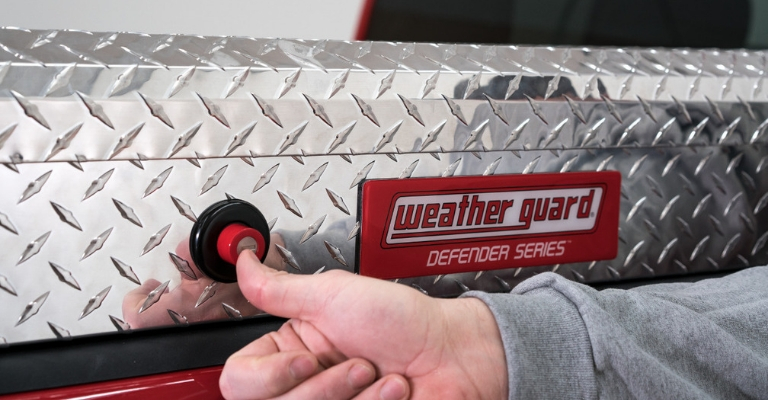 WEATHER GUARD DEFENDER SERIES Heavy Duty Security