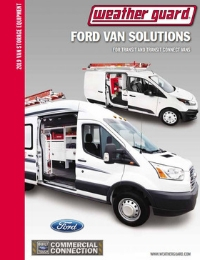 WEATHER GUARD Ford Van Solutions Brochure