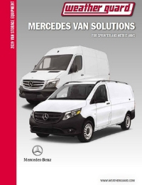 WEATHER GUARD Mercedes Van Solutions Brochure