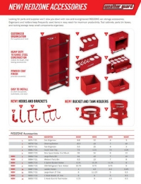 WEATHER GUARD REDZONE Accessories Flyer