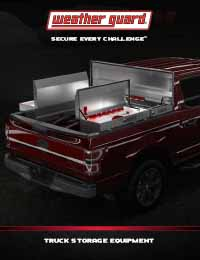 WEATHER GUARD Truck Storage Equipment Catalog