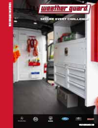 WEATHER GUARD Van Storage Solutions Catalog